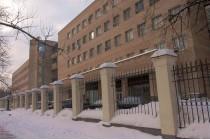 Вентиляция в лаборатории. Институт общей физики. Москва