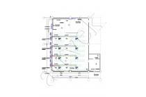 Проектирование кондиционирования - серверная 120 м2.