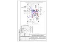 Проектирование вентиляции и кондиционирования - таунхаус 250 м2.