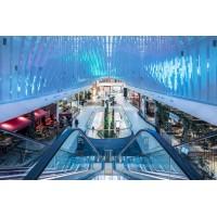 Вентиляция торговых центров, магазинов