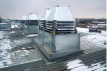 Монтаж крышных вентиляторов: от разработки до реализации проекта