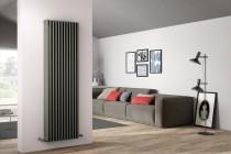 Настенные водяные радиаторы отопления