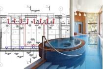 Расчет вентиляции бассейна: формулы, параметры, пример
