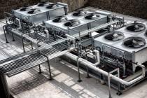 Монтаж систем промышленной вентиляции